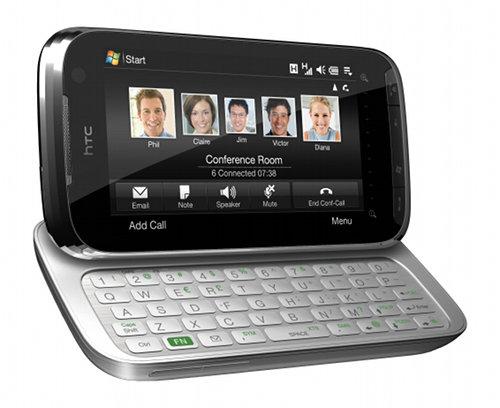 Das HTC Touch Pro2 im Handy-Kurzportrait